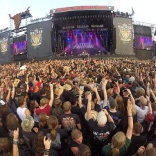 Diario de guerra en Wacken Open Air